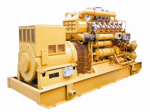 Biasino Jichai 127 Series Gas Genset