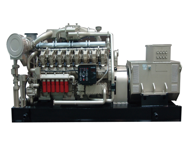 Biasino Jichai 6000 Series Gas Genset